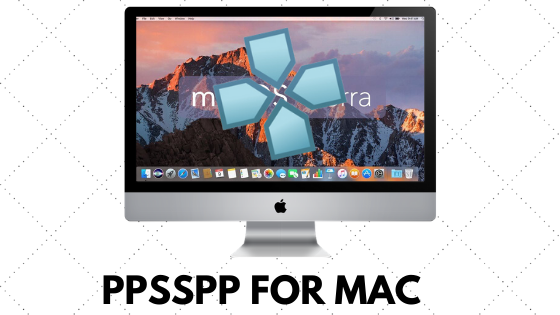 PPSSPP for Mac